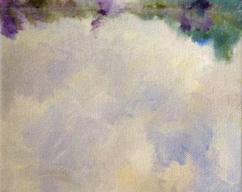 Reflections Landscape Original Oil Painting
