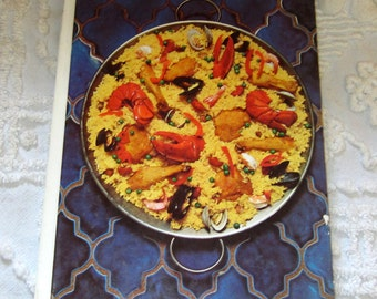 The Cooking of Spain and Portugal Time Life Foods of the World 1969 Mediterranean cookbook