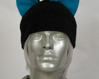 Teal Mohawk Hat