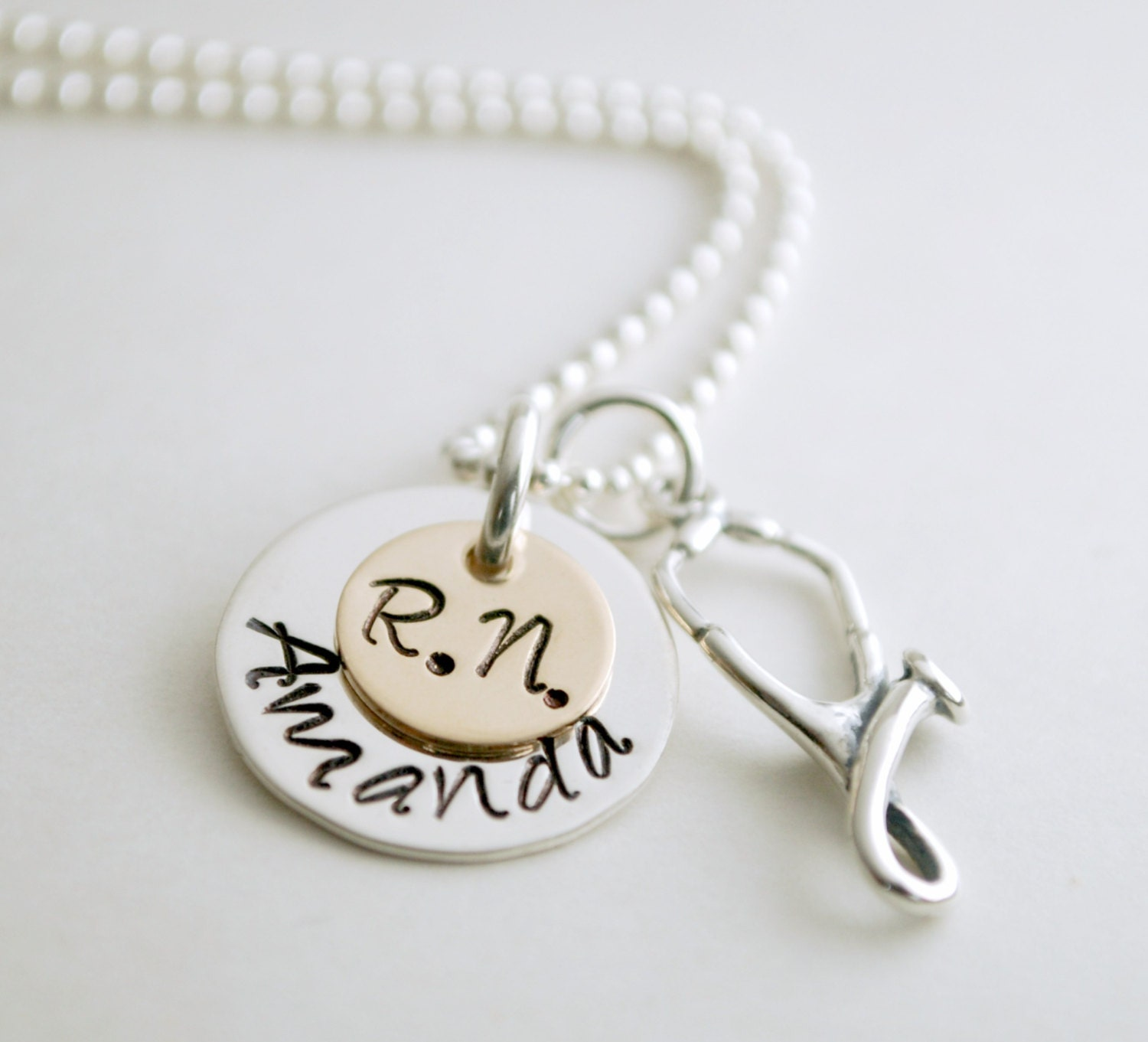 rn jewelry personalized for nurse graduation pinning