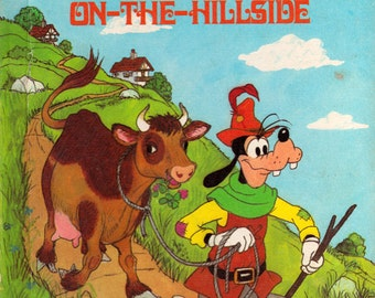 Goofy on the Hillside - A Disney's Wonderful World of Reading book