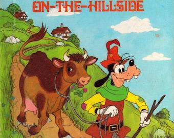 Goofy on the Hillside - A Disney's Wonderful World of Reading book