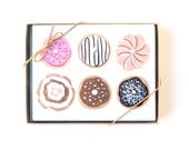 Donut Cards - Set of 8