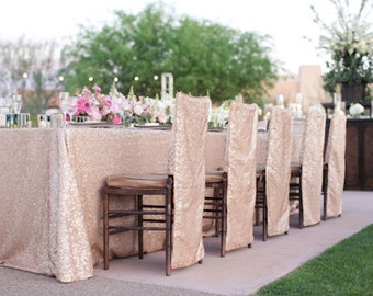 Sequin, Chiavari Chair Cover, Rose Gold, Gold, Champagne, Silver,  1 DAY Ship ,Mothers Day, Sweet 16, Glam Wedding, quinceanera, Kate Spade