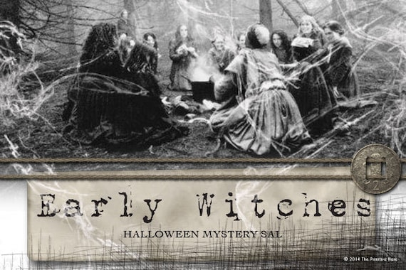 SAL Early Witches di Primitve Hare