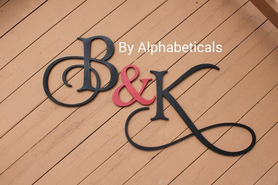 Wooden Signs Wooden Letters Wall Decor Wall Letters Name Sign Wooden