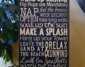 20 X 36 Aptos Beach House  Rules for Amy H.
