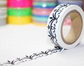 Japanese Washi Tape - Masking Tape - Paper Tape - Washi Paper - Deco Tape - Gift Packing - WT1224