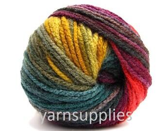 colorful knitting yarn / scarf yarn / shawl wrap yarn / crochet yarn / Alize yarn / acrylic yarn / wholesale yarn