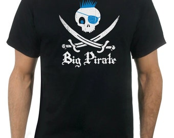 Big Pirate Guy's T-Shirt