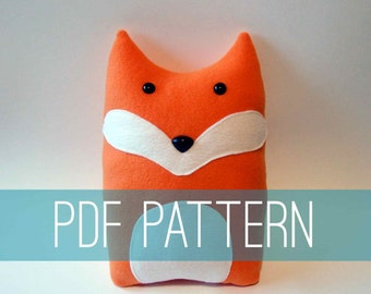 Plush Craft Animal Friends Pillow Kit : Etsy :: Your place to buy and sell all things handmade