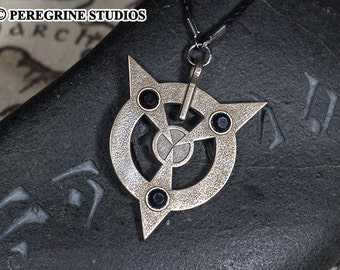 Amulet of Articulation (Stainless Steel)