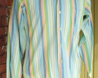 Vintage Long Sleeve Button Down Shirt by Selkirk