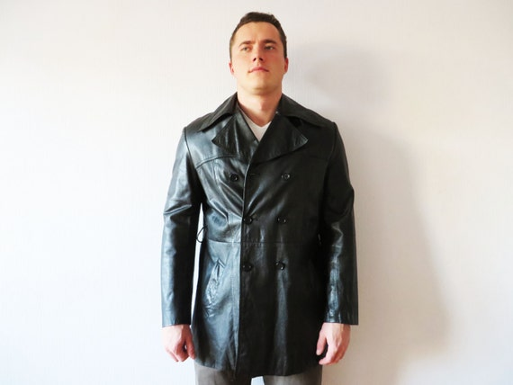giacca blazer pelle