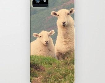 Sheep iPhone Case / Sheep Phone Case / Animals Phone Case / Natrure iPhone Case / Bohemian Phone Case / Gipsy iPhone / Animal Lover Phone