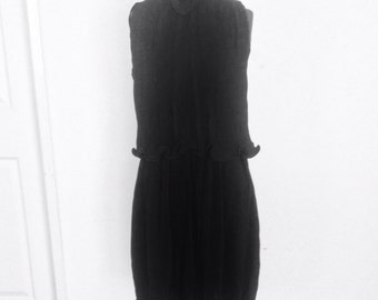 Vintage 60 s  Bonwit Teller Skirt and top set. Size extra small