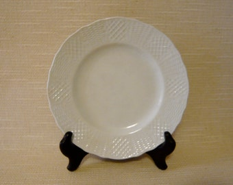 Marlborough Old English Concord Pattern  Ironstone Bread Plate by Sampson's (Potters) Ltd, England