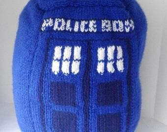 Police box plushie