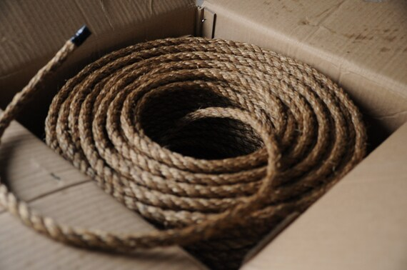 Nautical diy crafts manila rope nautical decor nautical for Where to buy nautical rope for crafts