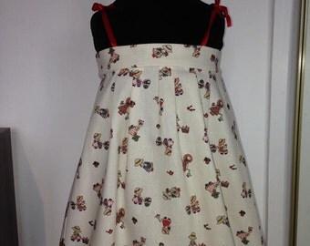 Holly Hobby children's dress Age 4