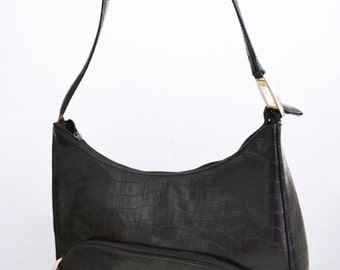 Jones New York,Black purse,bag,Faux Leather, Purses, Shoulder Bag