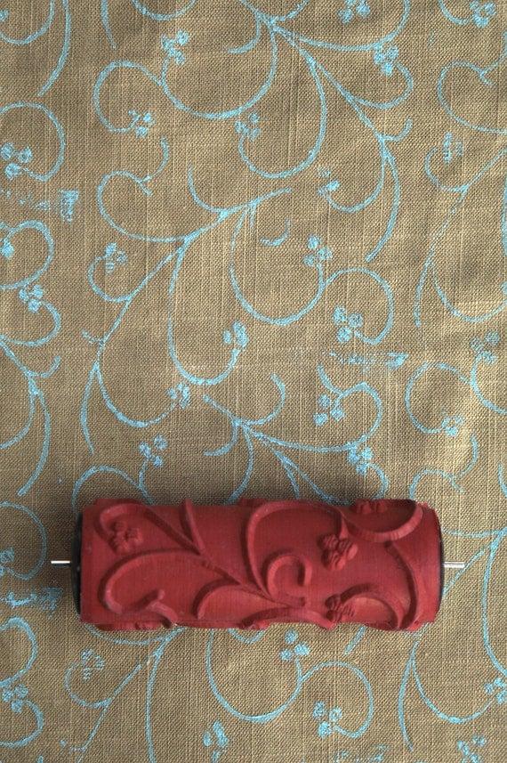 Rouleau peinture motifs pour home decor n 12 par haubenart - Rouleau peinture motif ...