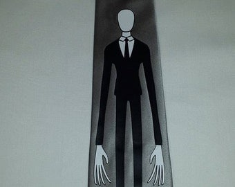 The Slenderman Mens NeckTie