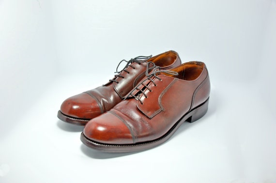 s hartt reddish brown leather dress shoes canada mid