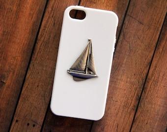 White iPhone 5 Case Nautical iPhone 5 Case Cute iPhone Case Sailboat iPhone 5s Case iPhone 6s iPhone 7 Case iPhone 6s iPhone 7 Case iPhone 6