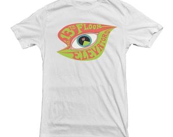 13th Floor Elevators T-shirt Texas Rock 1960s Music