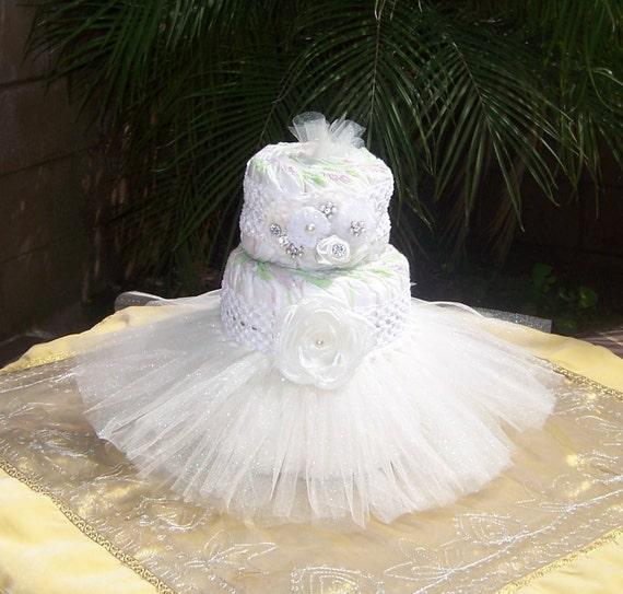 Baby Shower Diaper Cake Kit