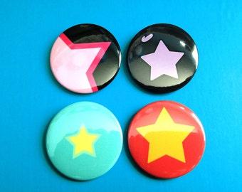 Steven Universe Pinback Buttons