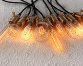 A set of 9 diverse E27 Edison light bulbs - E27 edison bulb - vintage style for DIY lights - 110v , 220v - special offer! industrial style