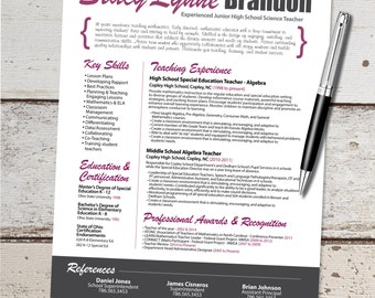 the resume design graphic design marketing