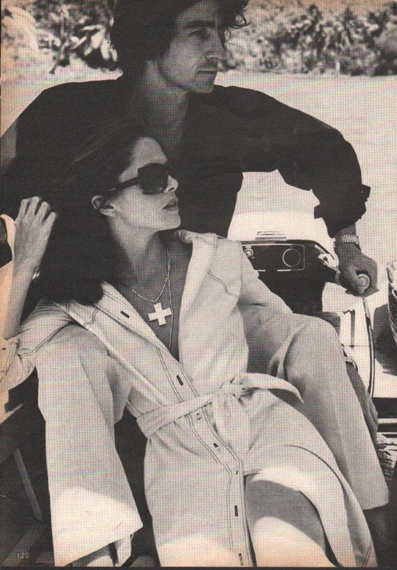 Sam Waterston photo 1960s in Vogue magazine cele31