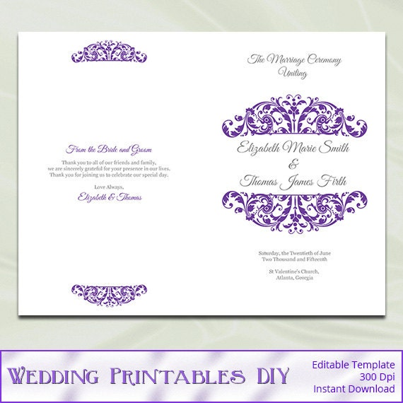 Printing Wedding Invitations At Staples: Printing Wedding Programs At Staples: Software Free