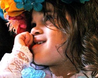 Child's Flower Crown