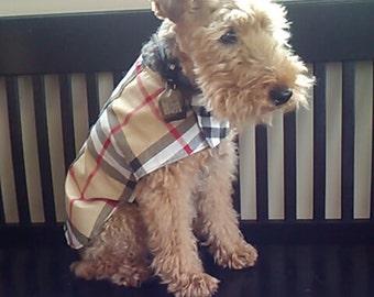 Create Your Own Pet Coat!