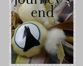 PAPERBACK Journey's End - A Woman's Story of Personal Tragedy and Emotional Healing Interwoven with Faith and Awakening Spirituality