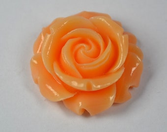 Flower Flexible Mold Mould For Resin Polymer Clay Chocolate Food Safe Silicone fimo polymer clay rose