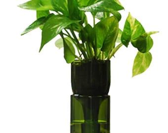 Refresh Self-watering Wine Bottle Planter Kit