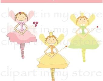 Fairy clipart digital