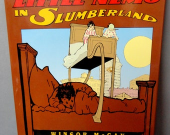 The Complete LITTLE NEMO in SLUMBERLAND Vol. 2 1907-1908 Winsor McCay Fantagraphics 1st Hardcover Collection