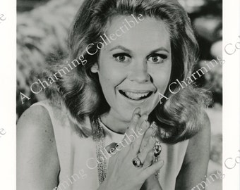 "ELIZABETH MONTGOMERY 8X10 Photo Print Hollywood ""Bewitched"" Actress 1960's Wall Hanging Art Home Decor"