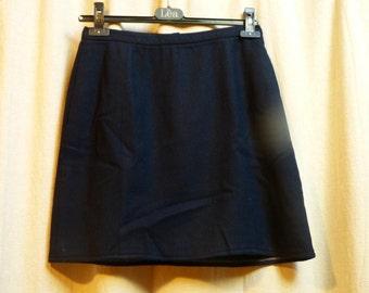 blue skirt S/M