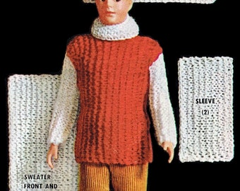 modele tricot ken