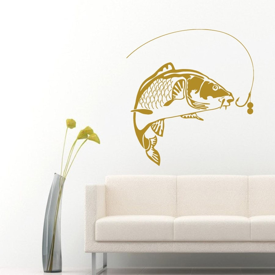 Fish Wall Stickers Bathroom 28 Images Jellyfish Decal Sea Life Wall Decals Bathroom Jelly