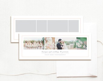 Facebook Cover Template for Professional Photographers - Wedding Planners - Events Coordinators - Photography Templates