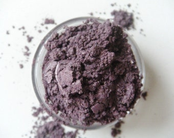 SAMPLE Plum- All Natural Mineral Eyeshadow (Vegan)