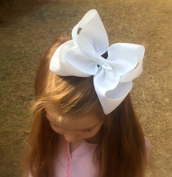 Extra Large Hair Bow Big Hair Bow For Girls By